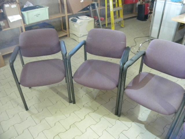 Kantoorstoelen 4 stuks kavel nr 487868 eindtijd 15 for Kantoorstoelen