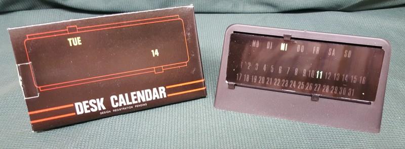 Bureau kalender per 40 stuks kavel nr 488678 eindtijd for Bureau kalender