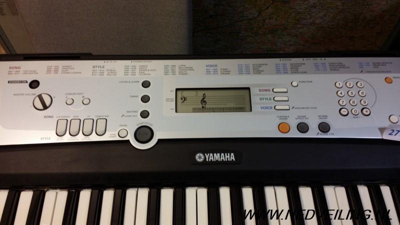 keyboard yamaha ypt 200 opbergzak 1 stuks kavel nr. Black Bedroom Furniture Sets. Home Design Ideas