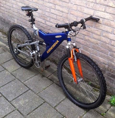 Betere Kenosha Bandit Mountainbike 26inch lichtgewicht (Kavel nr: 695347 JJ-53